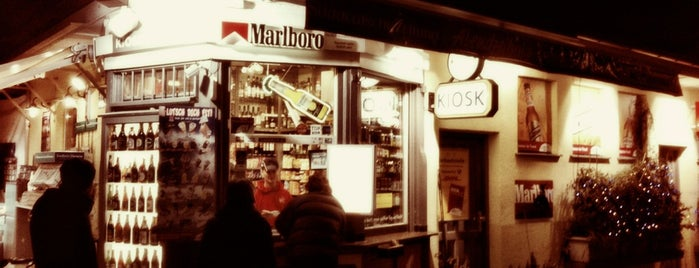 Kiosk an der Reichenbachbrücke is one of München.