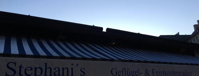 Stephani's Geflügelparadies is one of สถานที่ที่ Miguel ถูกใจ.