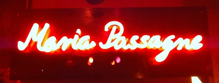 Maria Passagne is one of Bars + Restaurants.
