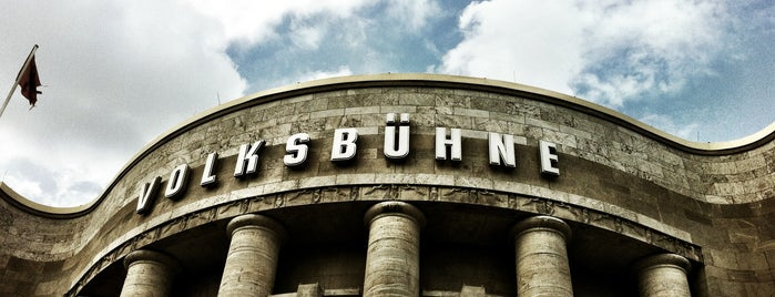 Volksbühne is one of Chris 님이 좋아한 장소.