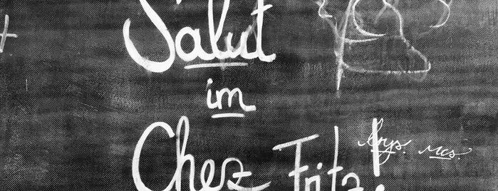 Chez Fritz Brasserie is one of Munich - eat & drink.