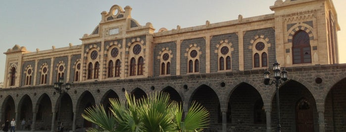 Ottoman-Hijaz Railway Museum is one of Almadinah, SA.