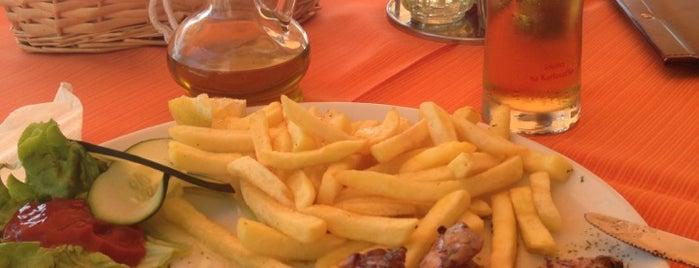 Restaurant Ribar is one of Хорватия.