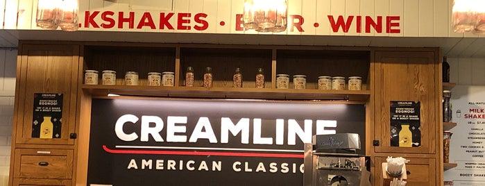 Creamline is one of foods..