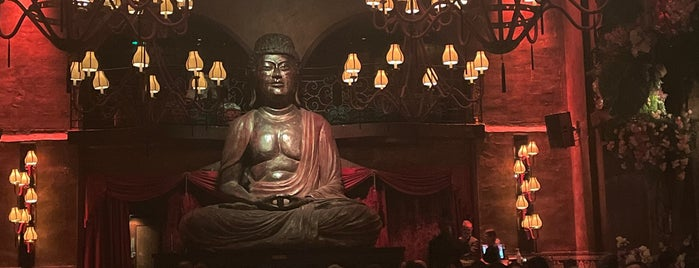 Secret 8 by Buddha Bar is one of Paris.
