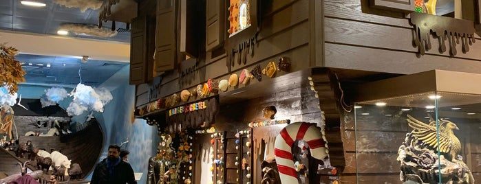 Pelit Çikolata Müzesi is one of İstanbul.
