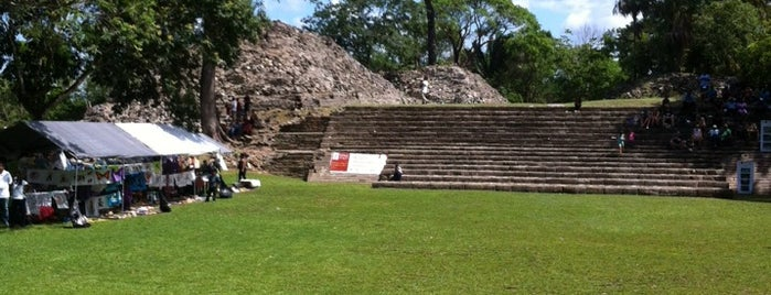 Lubaantun Archaeological Site is one of World Ancient Aliens.