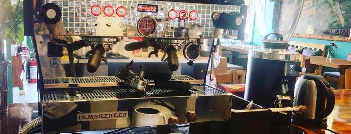 Linckia Roastery Cafe is one of Kaş.