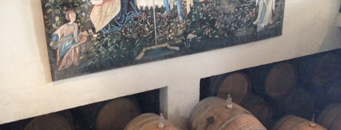 Thelema Wine Farm is one of Stellenbosch.