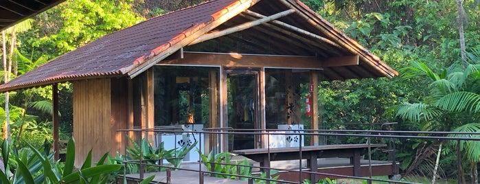 Cristalino Lodge is one of Hoteis Brasil.