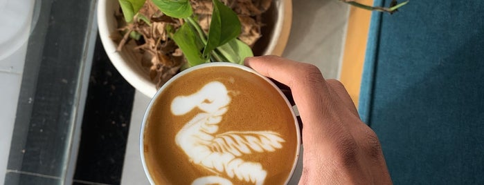 9th Street Coffee Roaster is one of Coffee Places / Riyadh.