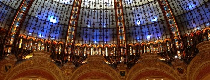 ギャラリー・ラファイエット is one of Paris - best spots! - Peter's Fav's.