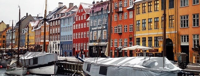 Nyhavns Caféen is one of Lieux qui ont plu à Nami.