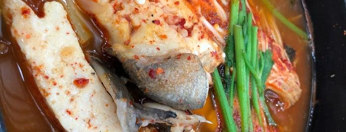 백만석 멍게비빔밥 is one of Lieux sauvegardés par Chang.