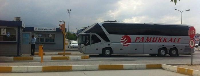 Denizli Şehirlerarası Otobüs Terminali is one of themaraton.