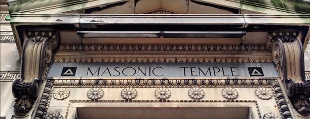 Brooklyn Masonic Temple is one of NYC—Favorites for Tourists★.