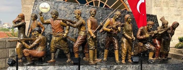 Gaziantep Savaş Müzesi is one of İstek listesi.