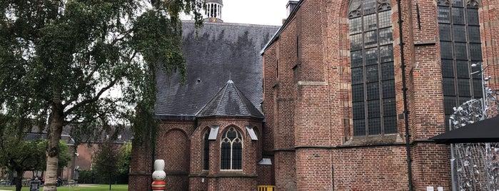 Museum Café Centraal Museum is one of Utrecht.
