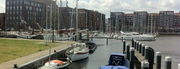 Jachthaven IJburg is one of Amsterdam IJburg.