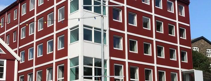 Hotel Tórshavn is one of Faroe Islands 🇫🇴.