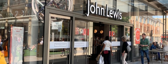 John Lewis & Partners is one of Locais curtidos por Fathima.