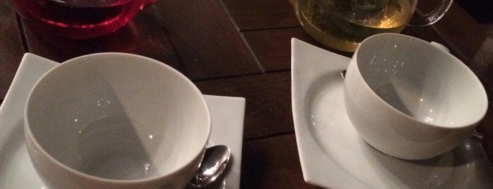 Black Bottle Tea & Coffee Shop is one of Kahve & Çay.