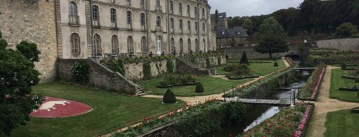 Remparts de Vannes is one of Bretagne.