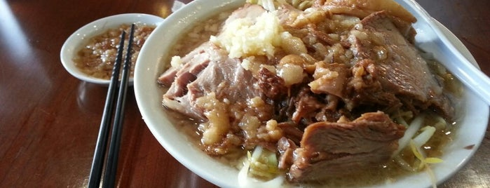 Yume Wo Katare is one of Ramen to try.