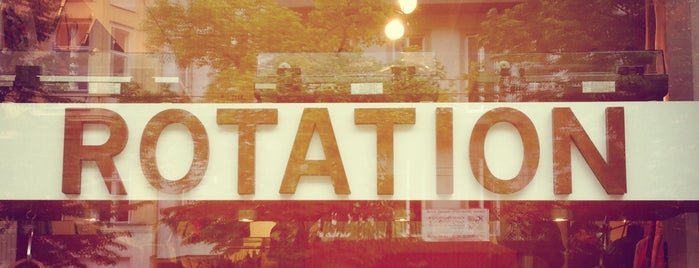 Rotation Boutique Berlin is one of Berlin to do.