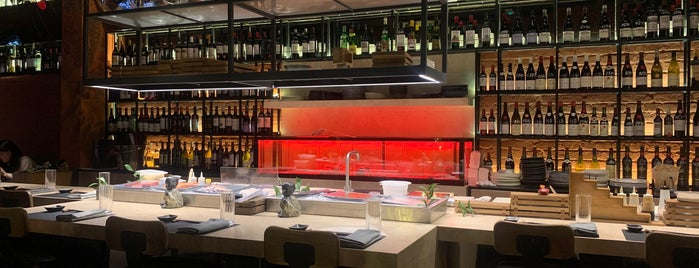 Red Point Izakaya-Bar is one of moscow restplace.