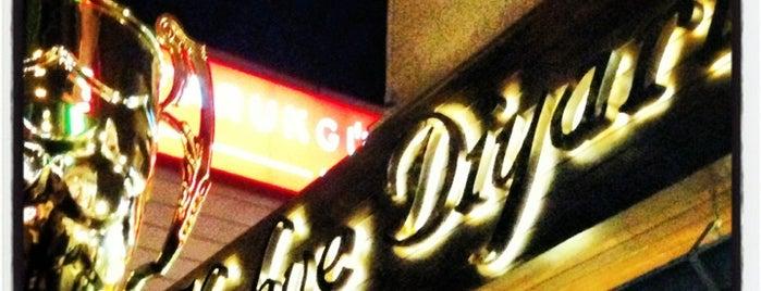 Kahve Diyarı is one of สถานที่ที่บันทึกไว้ของ Doğukan.