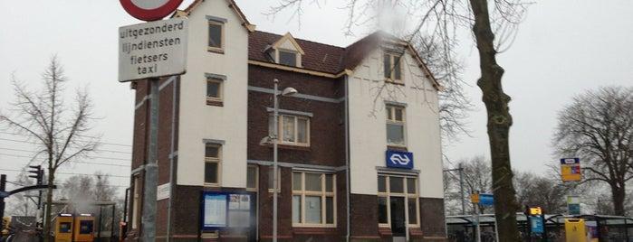 Station Hardenberg is one of Friesland & Overijssel.