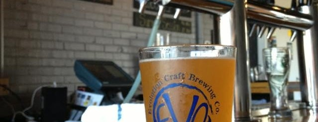 Evolution Craft Brewing Co. Public House is one of Maryland Brewery Tour.