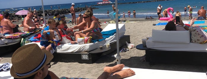 Le Club is one of Pre-summer @ Tenerife.