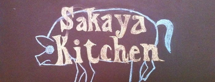 Sakaya Kitchen is one of Miami Restaurants to Check Out.