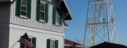 Ocean City Life-Saving Station Museum is one of Orte, die Ishka gefallen.