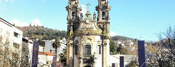 Igreja de S. Gualter - Igreja de Nossa Senhora da Consolação e Santos Passos is one of Posti salvati di Fabio.