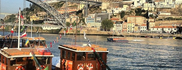Cais da Ribeira is one of Lugares favoritos de Can.