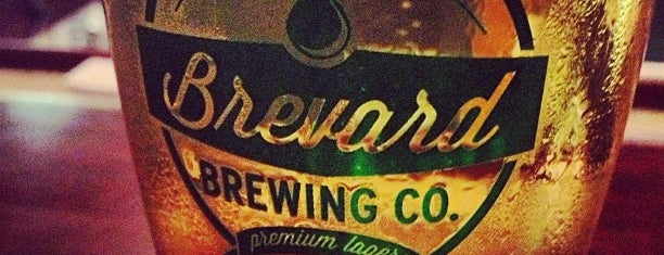 Brevard Brewing Co. is one of Brewery Tours.