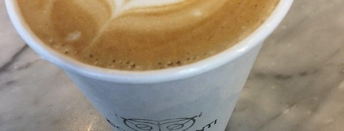 Cognoscenti Coffee is one of LA.