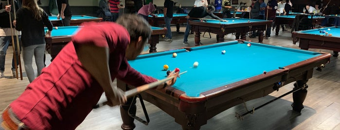 JJQ's Billiards and Lounge is one of Entertainment.