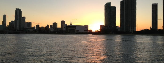 Bayside Marina is one of Miami Exploration!.