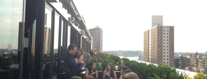 Dream Downtown is one of Rooftops.