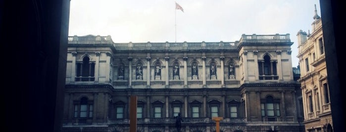 Royal Academy of Arts is one of KEEP CALM AND ENJOY LONDON.