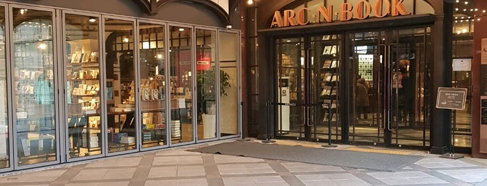 Arc N Book is one of K.