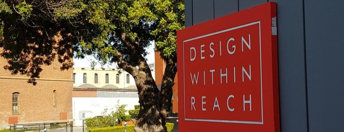 Design Within Reach is one of Furniture Shopping.
