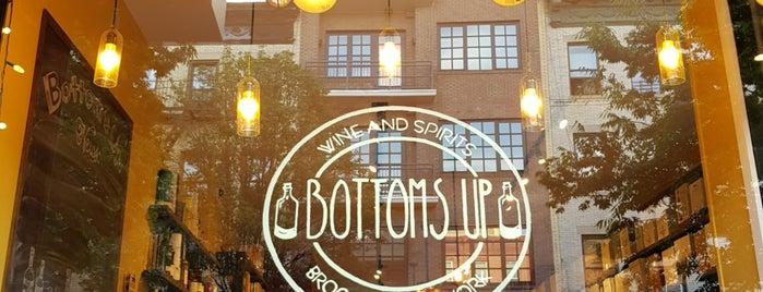 Bottoms Up is one of Orte, die Will gefallen.