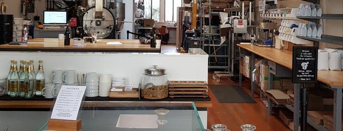 Saint Frank is one of Coffee Roasters in SF 2019.