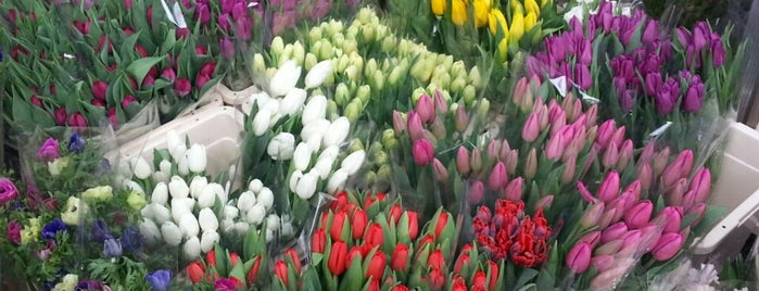 Columbia Road Flower Market is one of London Markets & Food Stalls.