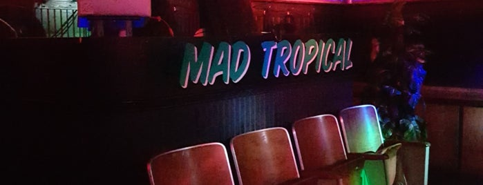 Mad Tropical is one of สถานที่ที่บันทึกไว้ของ Sam.
